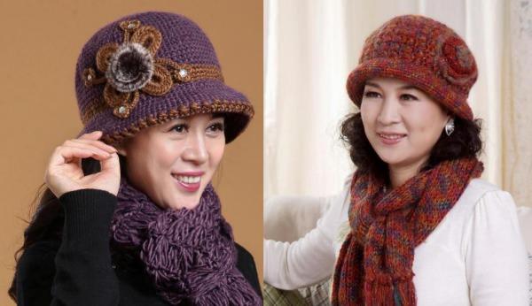 Технологія в язання капелюшки дещо відрізняється від класичного варіанту  шапки. Вірніше 9fa4cad45d2ee